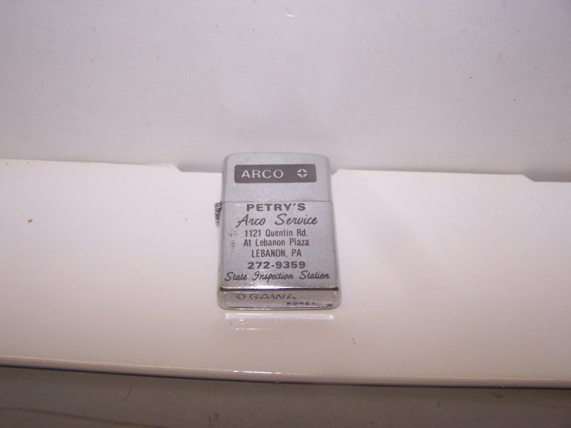 Cigarette Lighter From New Pennsylvania Motor Lines Of