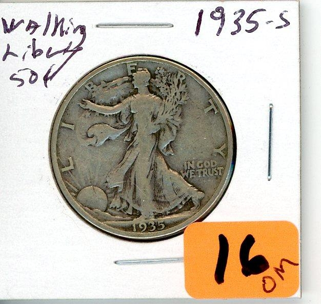 Coin and Currency Auction 10/13/2019 @ East Main Ave Auction Service/ All Points Auction Company
