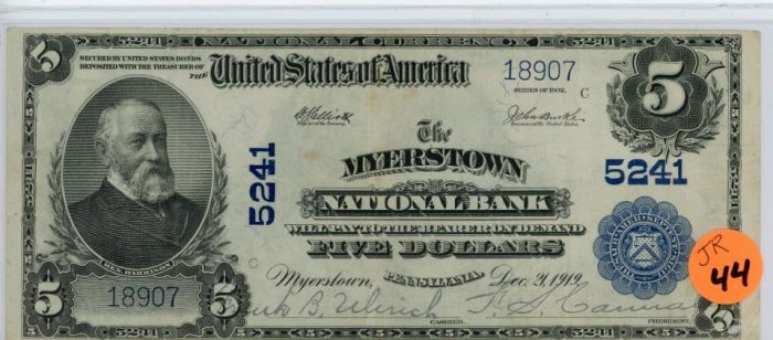 Coin and Currency Auction 10/27/2019 @ East Main Ave Auction Service/ All Points Auction Company